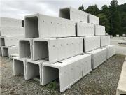鉄筋コンクリート有孔U型