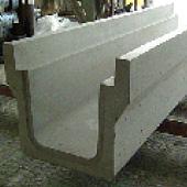 落ち蓋式U形側溝本体・蓋