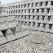 コンクリート積みブロック