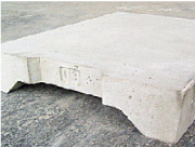 落ち蓋式U形側溝